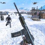 Action shooting games : Commando Games  APK MOD 4.60
