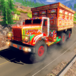 Asian Truck Simulator 2019: Truck Driving Games APK MOD 2.0.0200