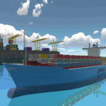 Atlantic Virtual Line Ships Sim APK MOD 5.0.3