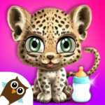 Baby Jungle Animal Hair Salon – Pet Style Makeover APK MOD 4.0.10003