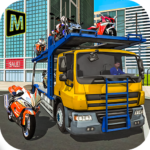 Bike Transporter Big Truck APK MOD 1.3