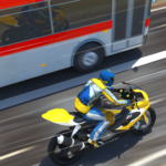 Bike VS Bus Free Racing Games – New Bike Race Game APK MOD 10.4
