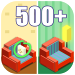 Find The Differences 500 – Sweet Home Design APK MOD 1.2.3