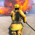 Firefighter Games : fire truck games APK MOD 1.0