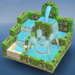 Flow Water Fountain 3D Puzzle APK MOD 1.2