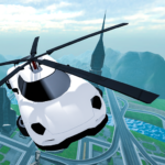 Flying Car Rescue Flight Sim APK MOD 3.1