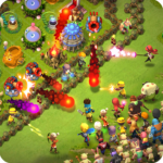 Forest Of Heroes : Clash Of Hero APK MOD 5.2.5