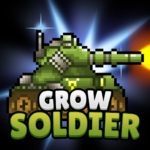 Grow Soldier – Idle Merge game APK MOD 3.7.3
