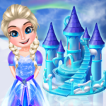Ice Doll House Design Decoration games   APK MOD 1.0.7