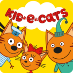 Kid-E-Cats: Picnic with Three Cats・Kitty Cat Games APK MOD