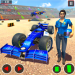 Police Formula Car Derby Demolition Crash Stunts APK MOD 1.0.7