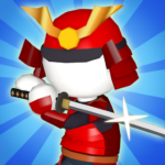 Samurai Slash – Run & Slice APK MOD 1.3.1