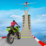 Sky bike stunt 3d | Bike Race – Free Bike Games APK MOD 2.0.18