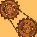 Steampunk Idle Spinner: Coin Factory Machines APK MOD 1.9.3.4