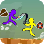 Stick Warriors – Battle Fight APK MOD 1.2