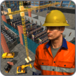 Supermarket Construction Games:Crane operator APK MOD 1.6.0
