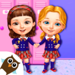 Sweet Baby Girl Cleanup 6 – School Cleaning Game APK MOD 4.0.20003
