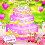 Wedding Cake Shop – Cook Bake & Design Sweet Cakes APK MOD 1.0.9