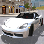 American City Fast Car Driving 2020 APK MOD 1.4