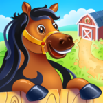 Animal Farm for Kids. Toddler games. APK MOD 2.0.13