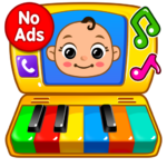 Baby Games Piano, Baby Phone, First Words   APK MOD 1.2.7