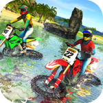 Beach Water Surfer Bike Racing APK MOD 1.1