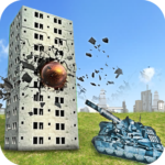 Building Demolisher World Smasher Game  APK MOD 1.80.5