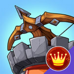 Castle Defender Hero Idle Defense TD   APK MOD 1.8.3