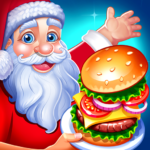 Christmas Fever Cooking Games Madness   APK MOD 1.1.3