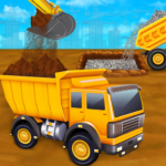 City Construction Vehicles – House Building Games APK MOD 1.0.5