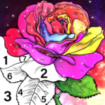 Color By Number & Paint By Number – Coloring Book APK MOD 6.0