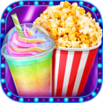 Crazy Movie Night Food Party – Make Popcorn & Soda APK MOD 1.4