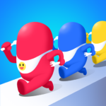 Crowd Buffet Fun Arcade .io Eating Battle Royale   APK MOD 1.0.4