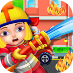 Firefighters Fire Rescue Kids – Fun Games for Kids APK MOD 1.0.13