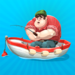 Fisherman Larry: Awesome Idle Fishing. Catch fish. APK MOD 1.1.4