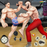GYM Fighting Games: Bodybuilder Trainer Fight PRO  APK MOD 1.5.6