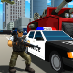 Gangster City: OpenWorld Crime Shooting Game- FPS APK MOD 1.0.5