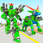 Goat Robot Transforming Games: ATV Bike Robot Game APK MOD 1.5