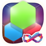 Hex FRVR – Drag the Block in the Hexagonal Puzzle APK MOD 3.15.5