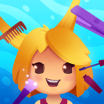 Idle Beauty Salon: Hair and nails parlor simulator APK MOD 1.0.0008