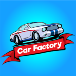 Idle Car Factory: Car Builder, Tycoon Games 2020🚓 APK MOD 12.7.7
