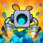 Idle Space Miner – Idle Cash Mine Simulator APK MOD 2.6.1