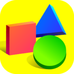 Learn shapes and colors for toddlers kids APK MOD 1.3.1