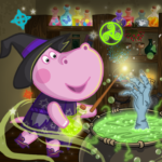 Magic school: Little witch APK MOD 1.2.2