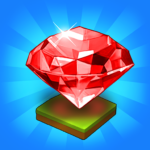 Merge Jewels: Gems Merger Evolution games APK MOD 2.0.18
