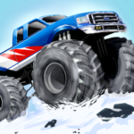 Monster Stunts — monster truck stunt racing game APK MOD 5.12.62