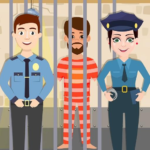 Pretend Play Police Officer Prison Escape Sim APK MOD 1.0.3