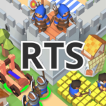 RTS Siege Up! – Medieval Warfare Strategy Offline APK MOD 1.0.286