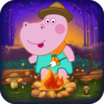 Scout adventures. Camping for kids APK MOD 1.0.9