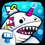 Shark Evolution – Fierce Shark Making Clicker APK MOD 1.0.13